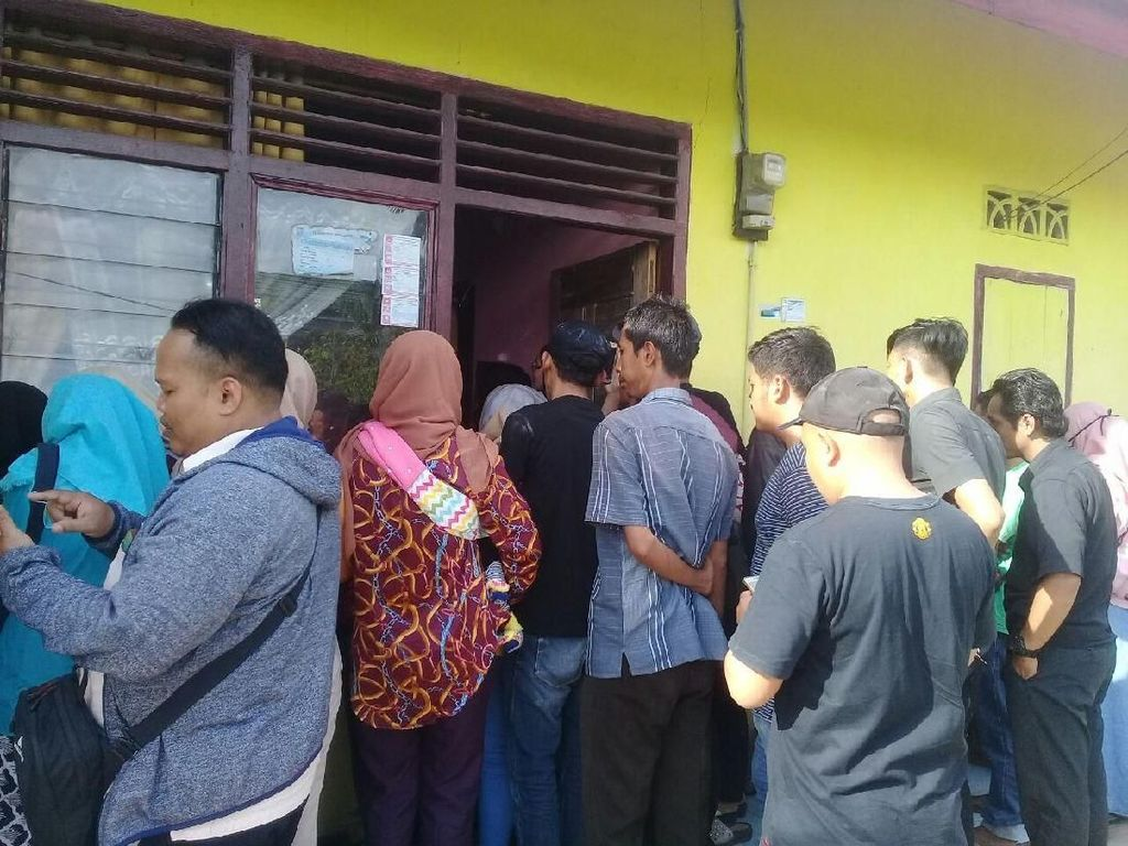 Terkecoh Arisan Online via Facebook, Korban Geruduk Pasutri di Jambi