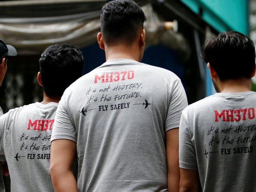 Terkait Takhayul Soal Kutukan, Tugu MH370 Ditentang Keluarga