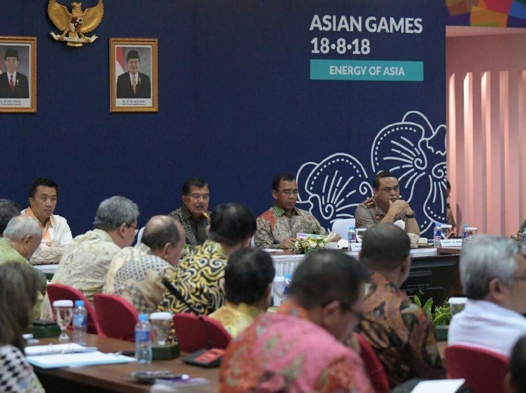 Kemenpora Pede Target 10 Besar Asian Games Tercapai