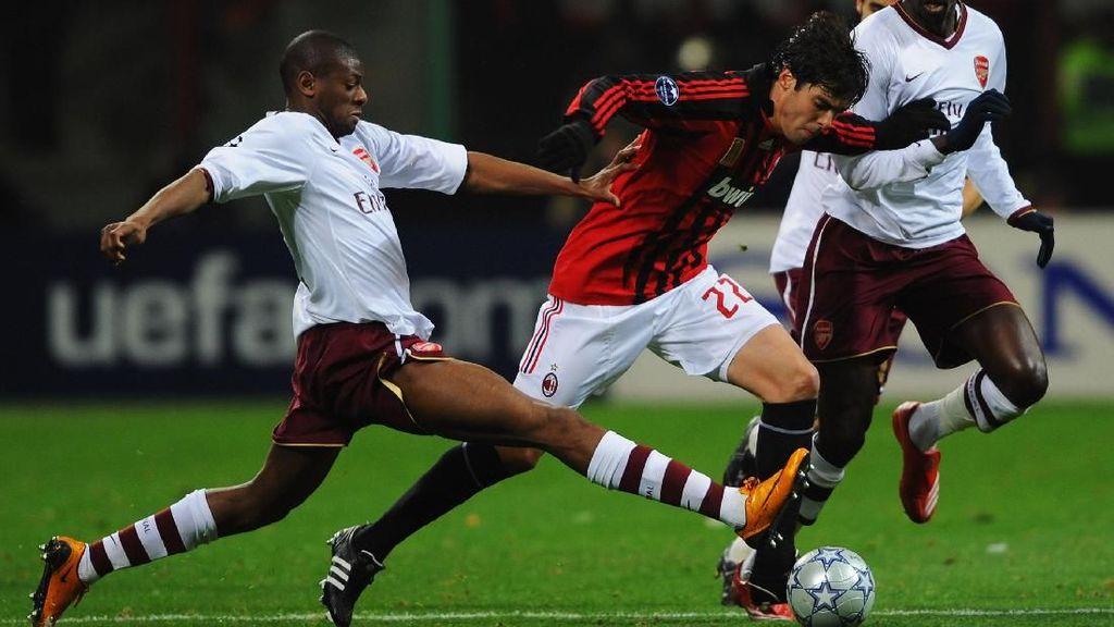 Melihat Kembali Kemenangan Arsenal di San Siro 10 Tahun Silam