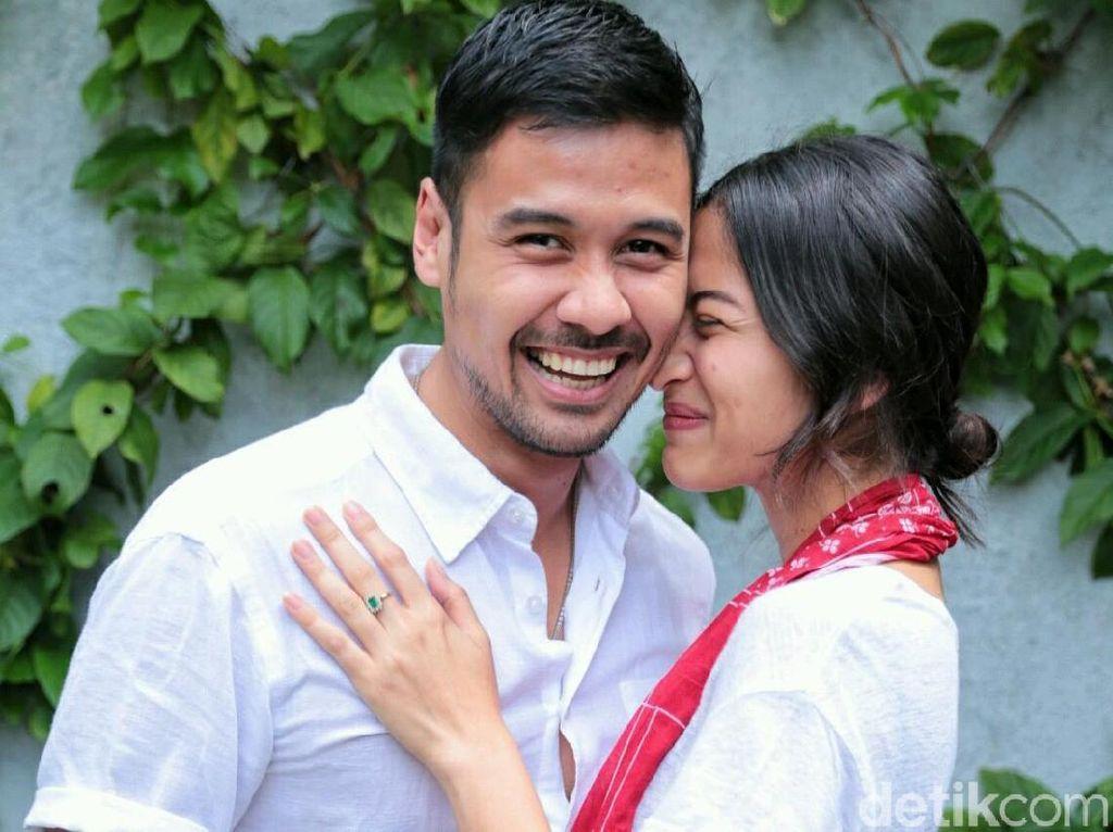 Alasan Chicco Jerikho dan Putri Marino Menikah di Bali