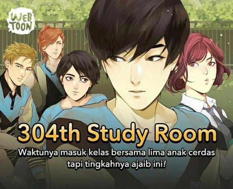 Viral, Komikus Webtoon 304Th Study Room Felicia Huang Tipu