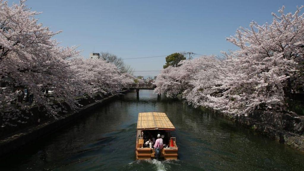 Foto: 5 Destinasi Terbaik Dunia di Bulan April