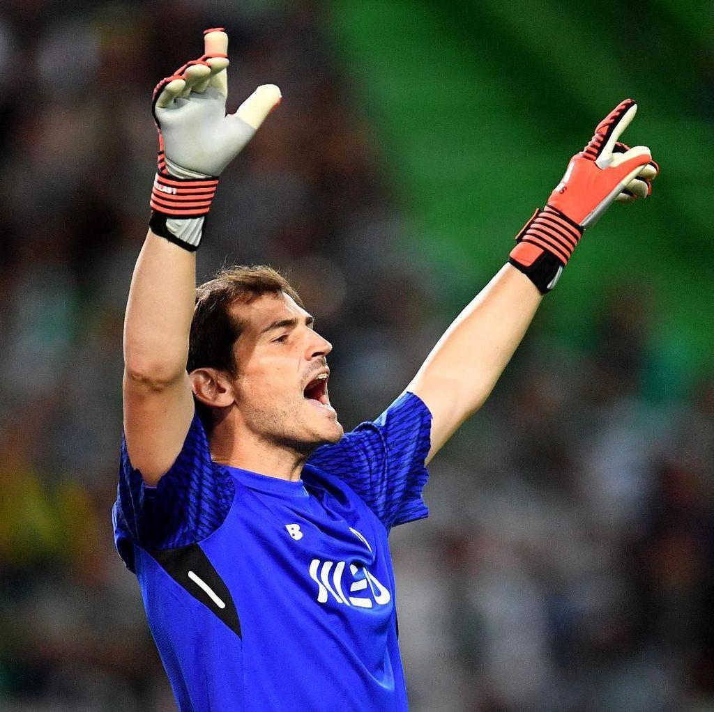 Casillas Akan Diikat Lebih Lama di Porto