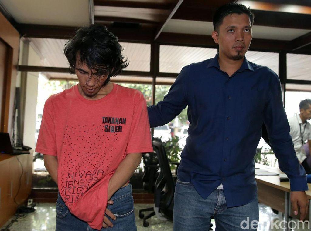 Penghina Jokowi dan Rizieq Ternyata Anak IT dan Bekas Wartawan