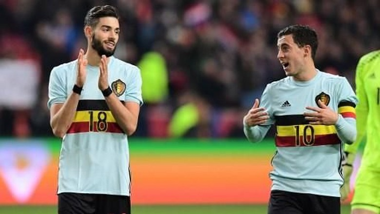 Hazard Bela Keputusan Carrasco Pindah ke China