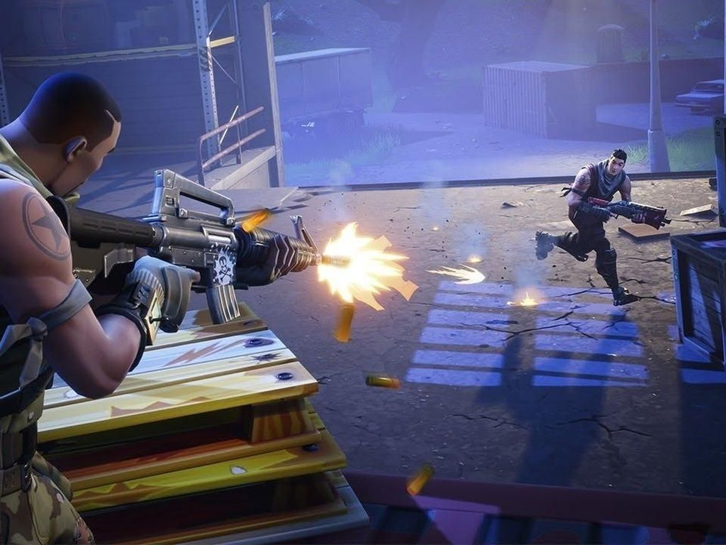 Fortnite Tak Bakal Rilis di Play Store?