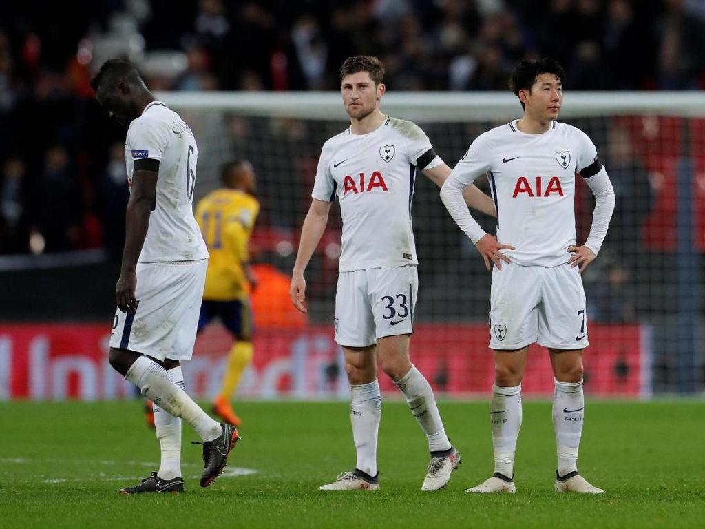 Dominasi Spurs Hancur dalam Tiga Menit
