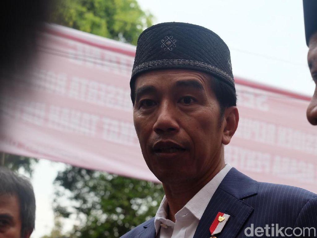 Jokowi Minta Kontraktor Bentuk Pengawas Keselamatan Kerja
