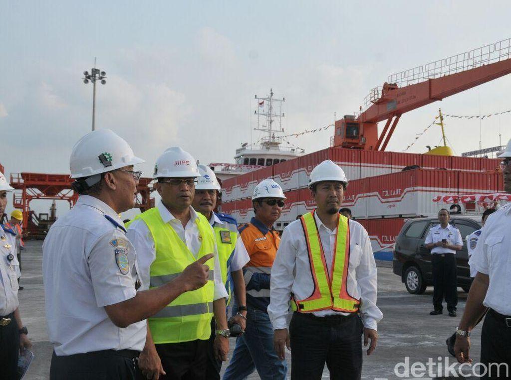 Menhub: 100 Kapal Disiapkan untuk Program Tol Laut