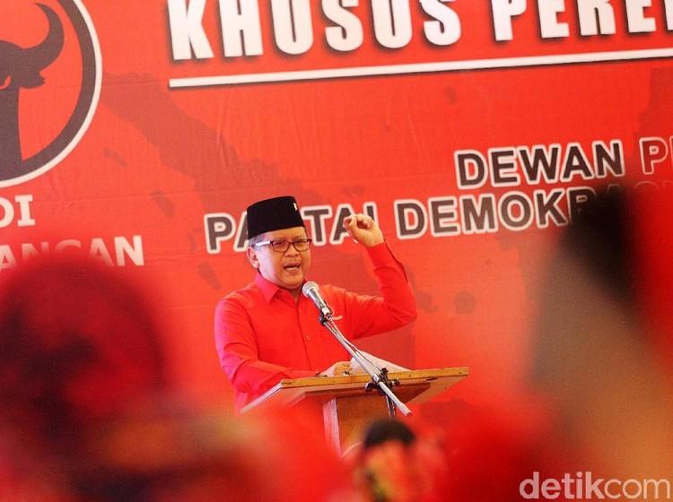 PDIP: Manuver #2019GantiPresiden karena Tak Bisa Saingi Jokowi