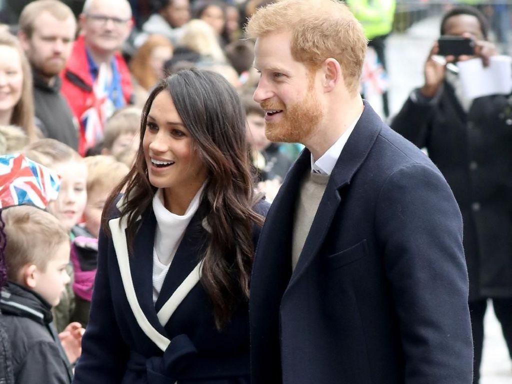 Daftar Tamu Undangan di Pernikahan Meghan Markle & Pangeran Harry