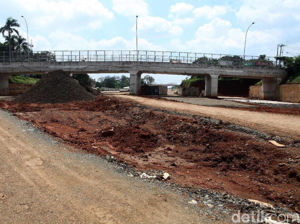 Belum Kelar, Begini Kondisi Terkini Pembangunan Tol Cijago