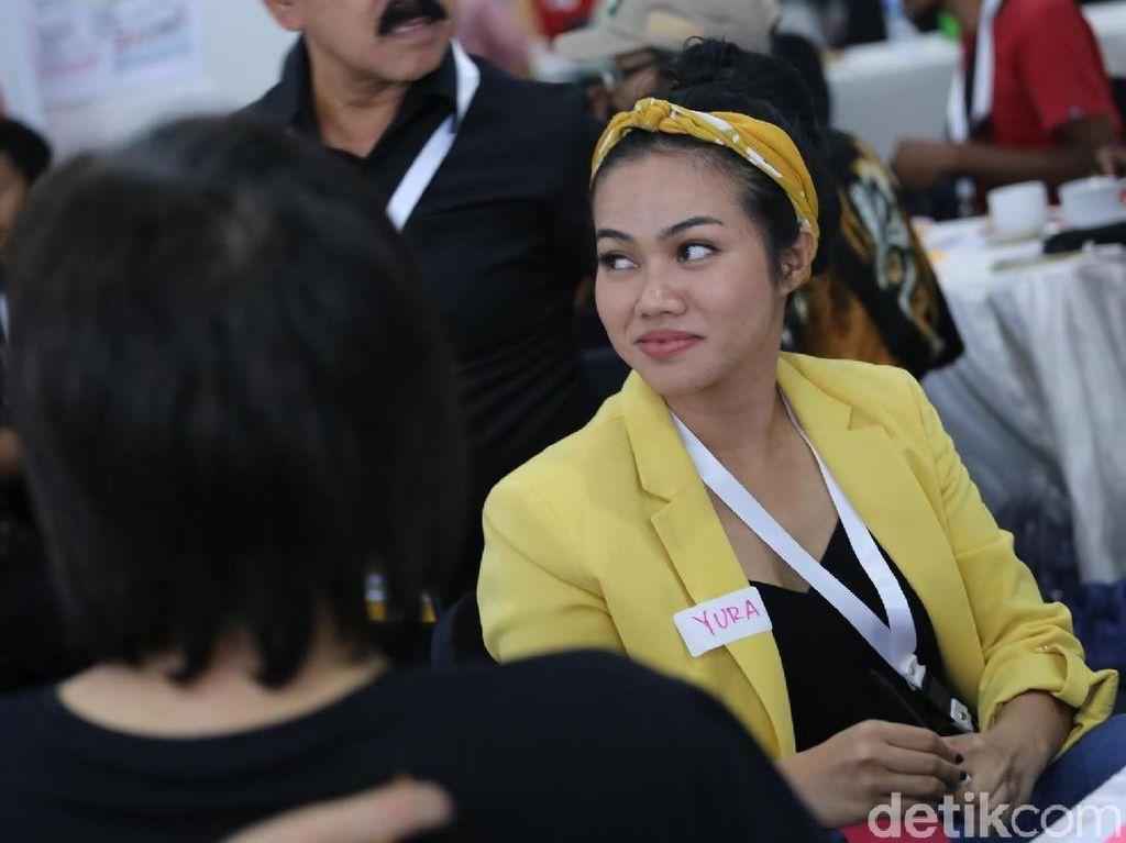 Rayakan Hari Musik Nasional di Ambon, Ini Kebahagiaan Yura Yunita