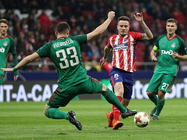 Atletico Gilas Lokomotiv 3-0