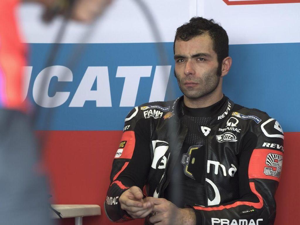 Petrucci Belum Menyerah Dapatkan Kursi Pebalap Ducati