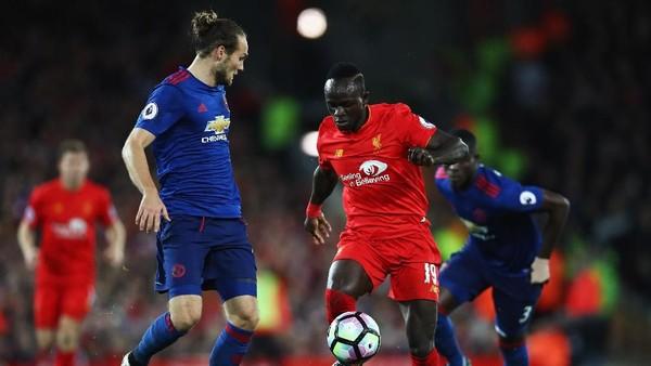 Mane: Kalau MU Defensif, Liverpool Akan Diuntungkan