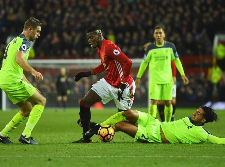 Laga Panas di Old Trafford, MU vs Liverpool