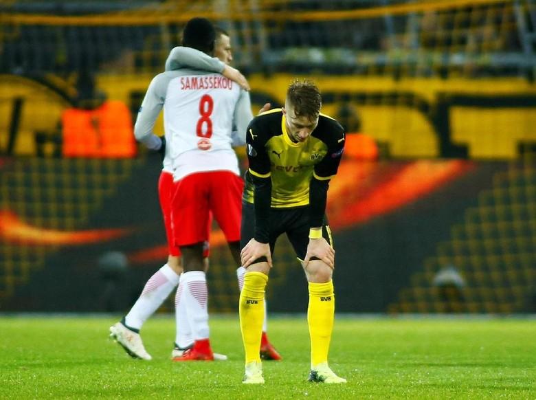 Dortmund Kalah Karena Lambat