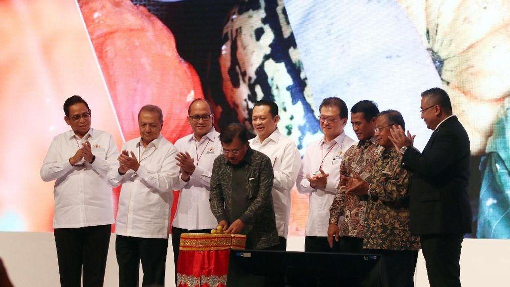 Wapres JK Buka Jakarta Food Security Summit