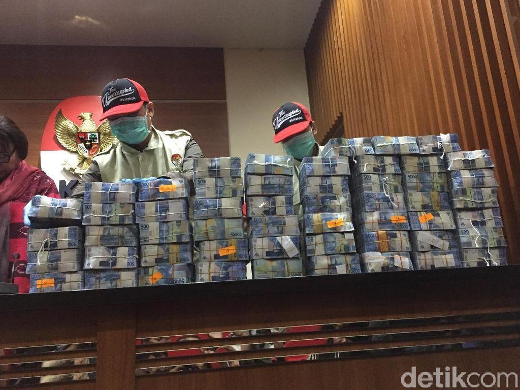 KPK Temukan Uang Rp 2,8 M terkait Kasus Suap Wali Kota Kendari