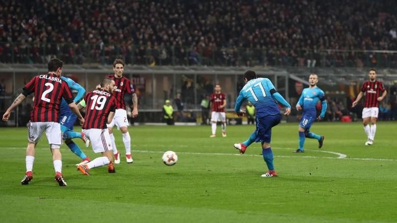 Kekalahan Pertama Milan Tahun Ini, Arsenal Akhiri Rentetan Kekalahan