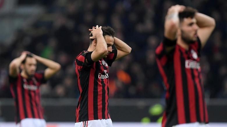 Ditumbangkan Arsenal, Milan Terlalu Takut dan Gelisah
