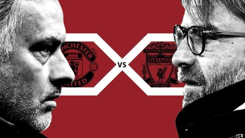 Duel Merah di Old Trafford