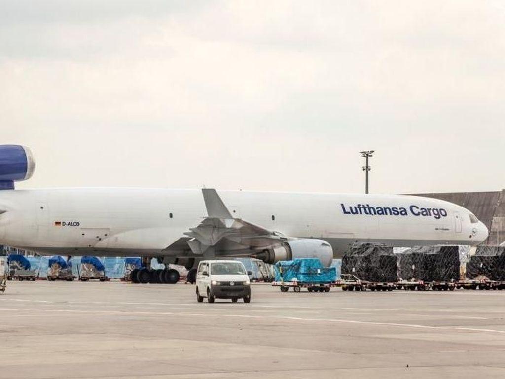 Transit di Brasil, Pesawat Kargo Ini Kecolongan Rp 68 Miliar