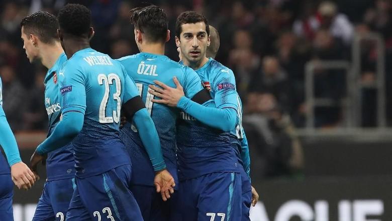 Kemenangan Penting untuk Arsenal Usai Pekan yang Penuh Mimpi Buruk
