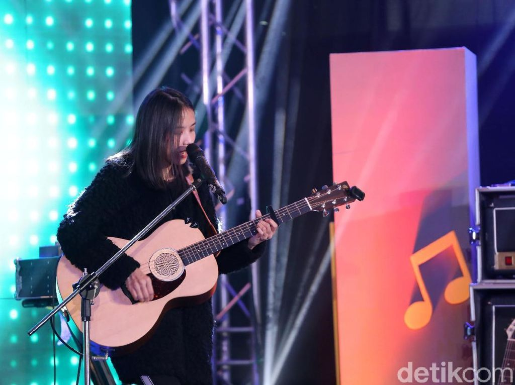 Bercita-cita Jadi Komposer, Nadya Fatira Justru Menyanyi