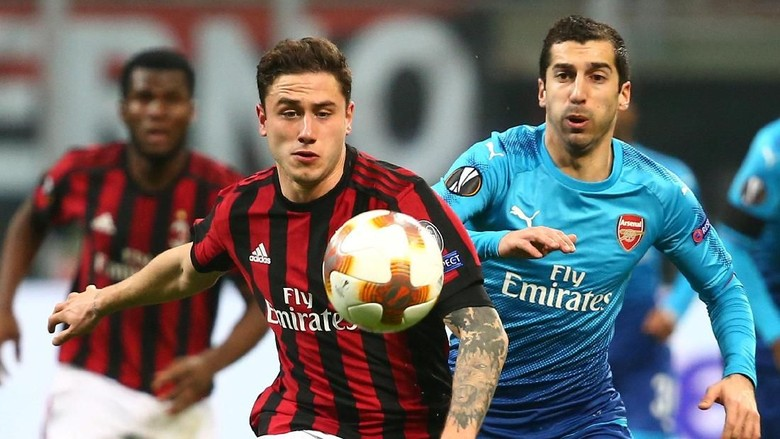 Milan Tak Tampil sebagai Sebuah Tim