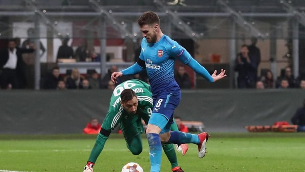 Arsenal Takkan Biarkan Momentum Lepas