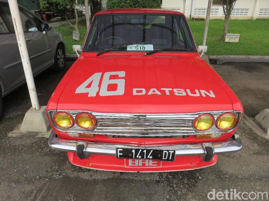 Datsun 510 yang Menolak Tua
