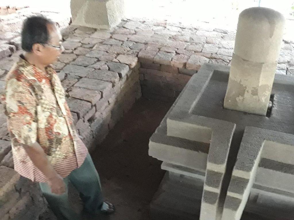 Daya Tarik Lain Candi Wonorejo: Ada Ritual Khusus Tiap Malam Suro