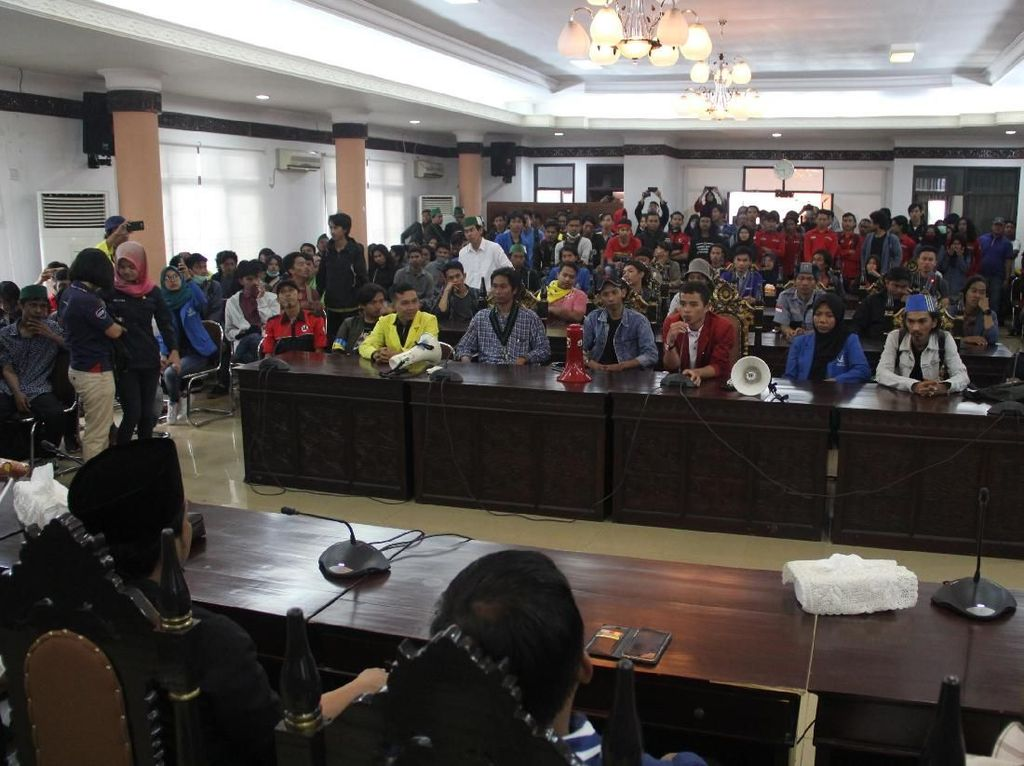 Pemkot dan DPRD Tarakan Kalimantan Utara Tolak UU MD3!