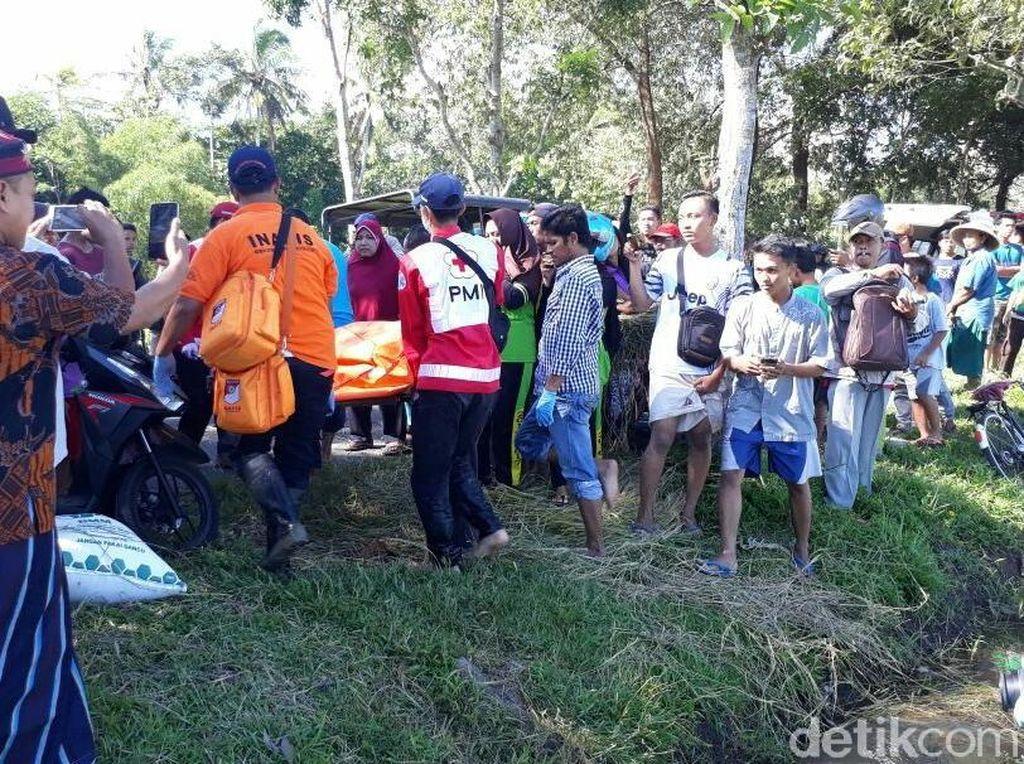 Sutarmi Tewas di Tengah Sawah Kebumen, Polisi Kejar Anak Korban