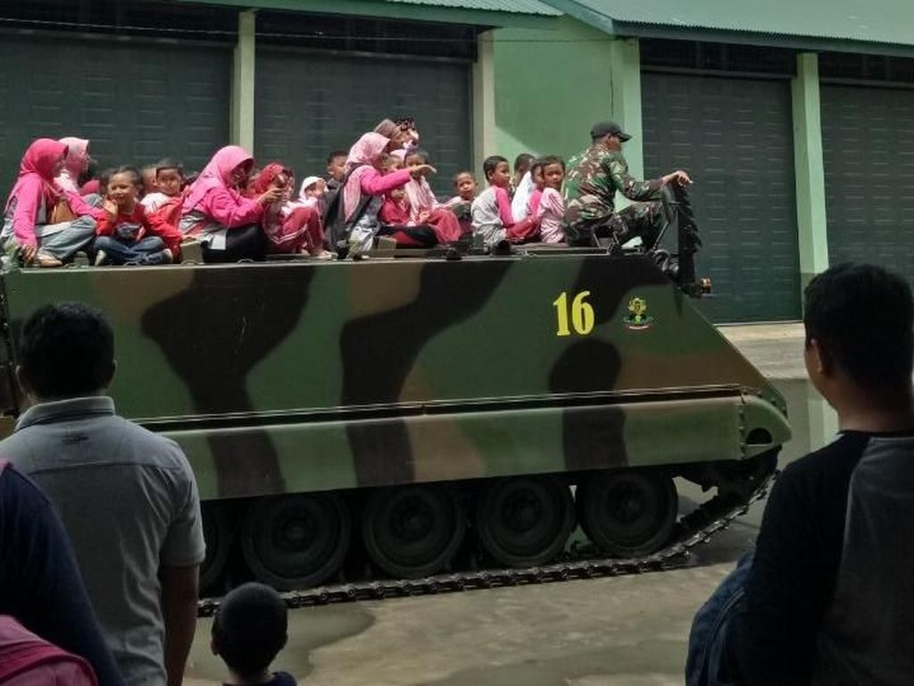 Tank M113, Naga Hijau Andalan Amerika di Perang Vietnam