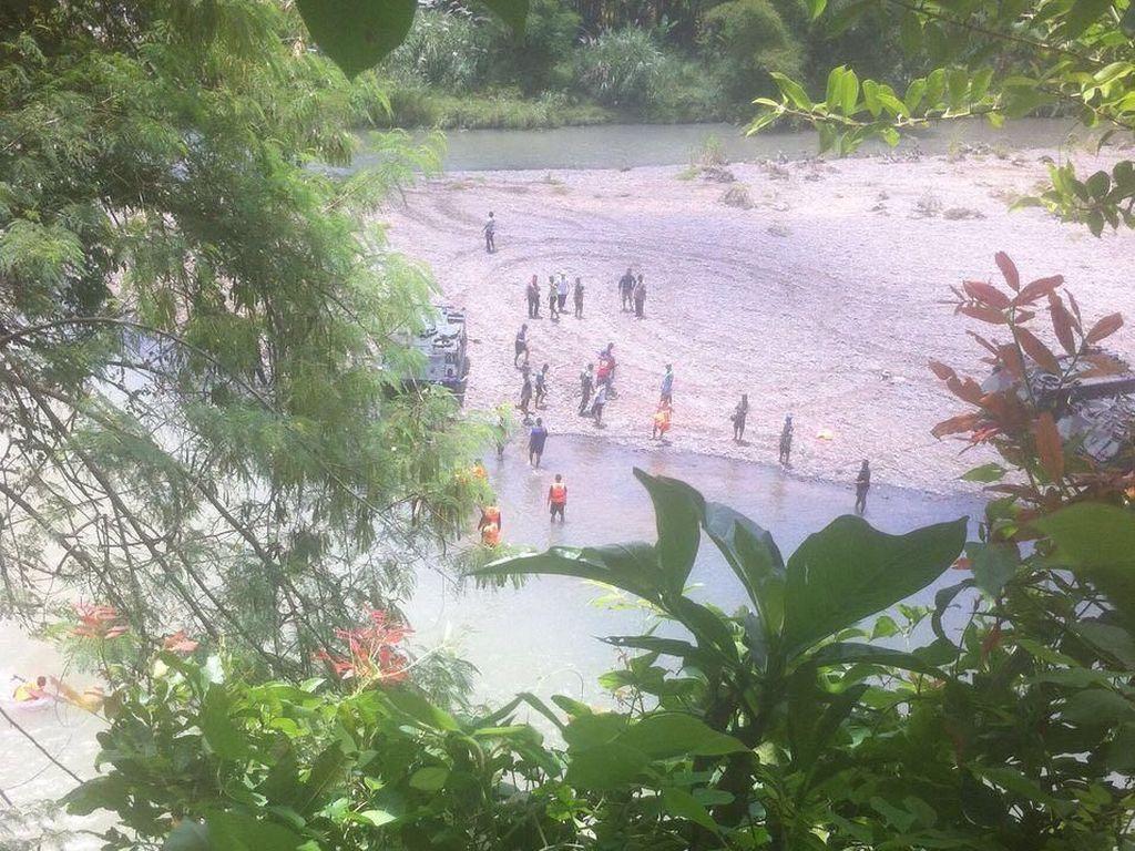 Tank yang Kecelakaan di Sungai Bogowonto Jenis M113