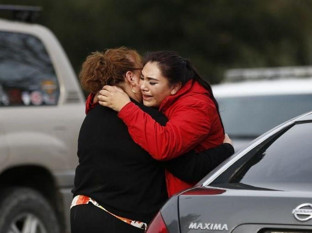 Foto: Penyanderaan di California Tewaskan 3 Wanita, Begini Situasinya