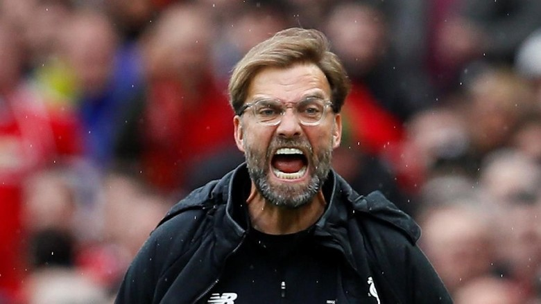 Klopp: Mana Penalti buat Liverpool?