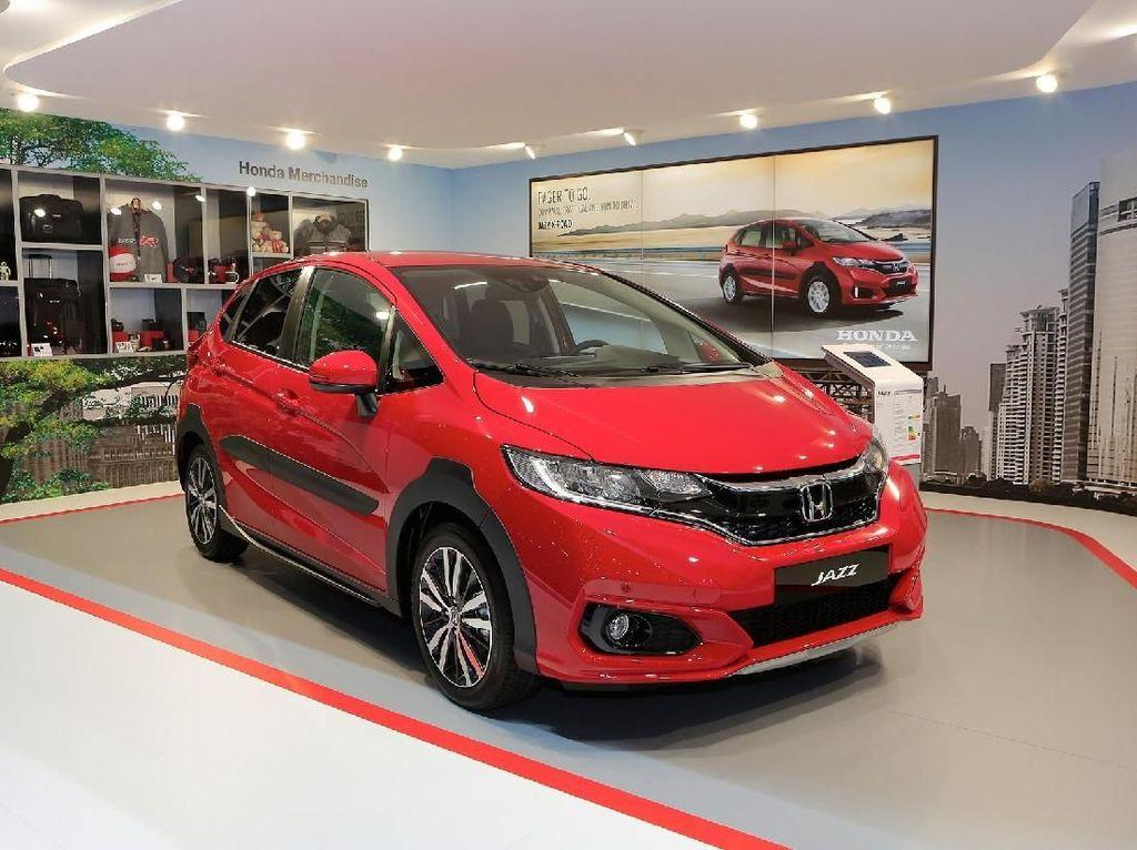 Jazz Jadi Hatchback Terlaris, Honda Tak Khawatir Kehadiran Suzuki New Baleno