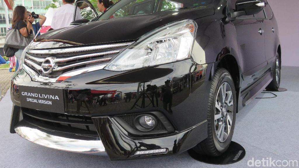 Mobil-mobil Nissan yang Disalip Wuling