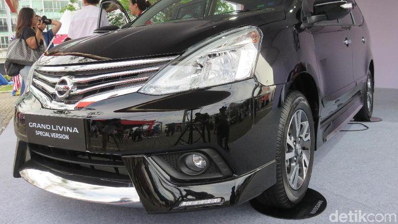 Ada Produk Baru, Nissan Tidak Punya Target Khusus untuk Livina