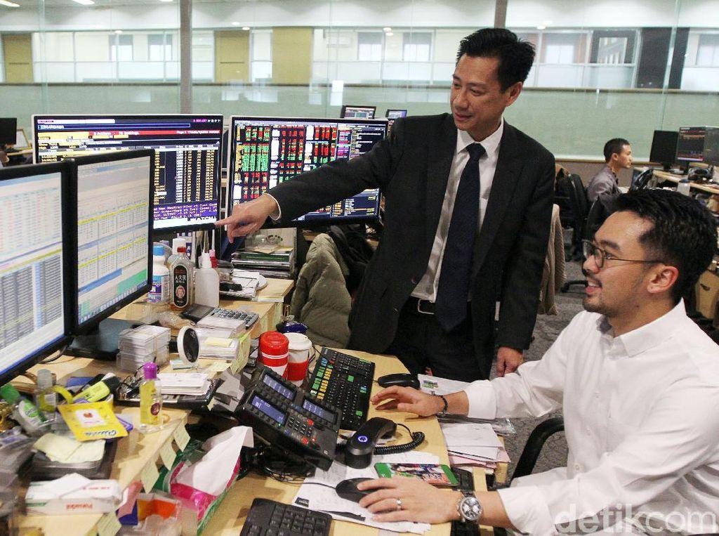 Pencairan Transaksi Saham 2 Hari Berlaku Akhir November