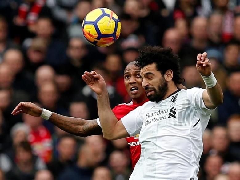 MU Tersingkir, Mohamed Salah Balas Dendam ke Ashley Young