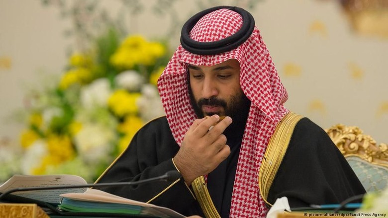 Arab Saudi dan Inggris Tandatangani Kesepakatan Soal Jet Tempur