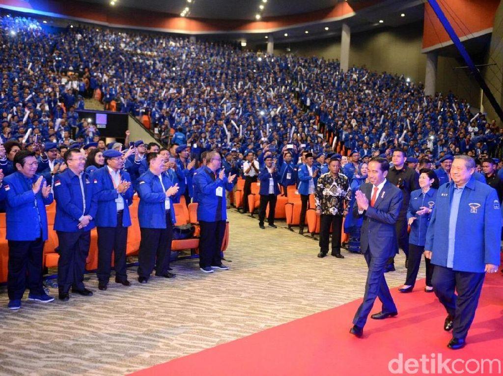 Barisan Kader PD Pendukung Jokowi