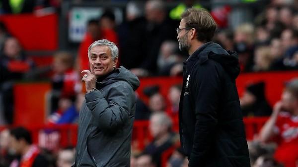 Mourinho: MU Kendalikan Laga Tanpa Penguasaan Bola