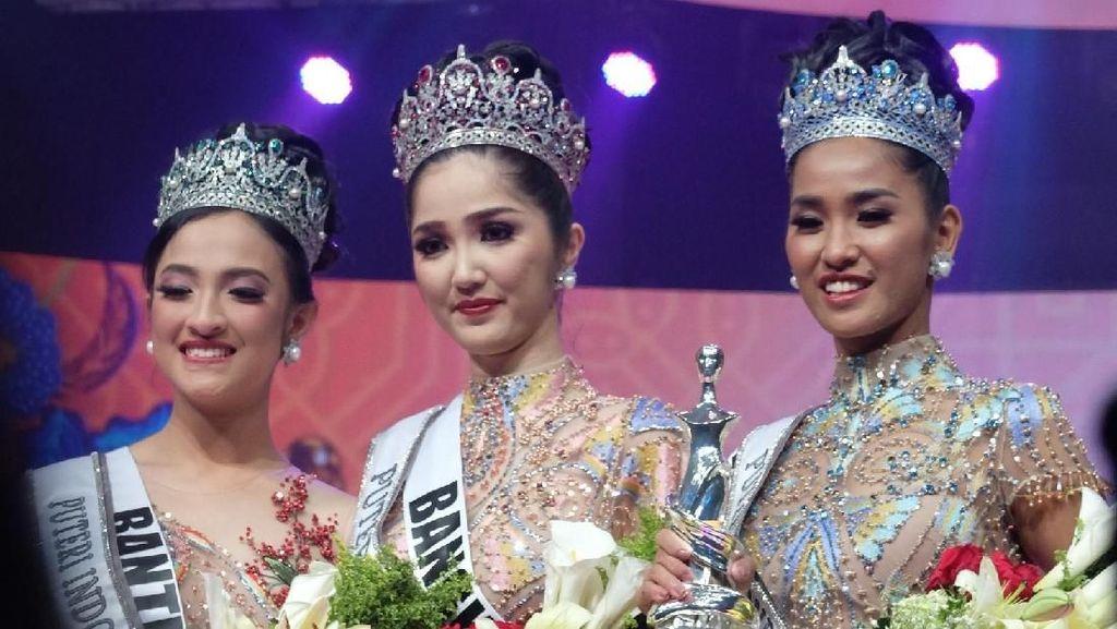 Pesona Trio Sianida, Pemenang Top 3 Puteri Indonesia 2018